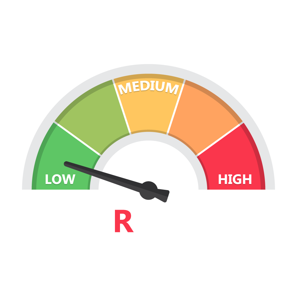 IT Risk Assessment and Management Low Risk