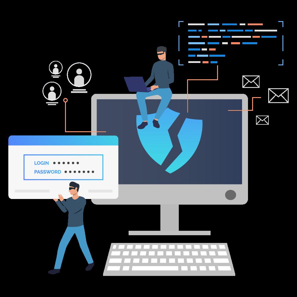 Reaktion auf IT-Sicherheits-vorfälle
